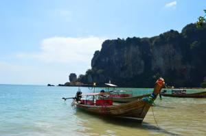 Tonsai Beach, Krabi, Thailand.